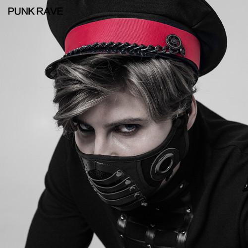 Punk Rave Riveted Mask