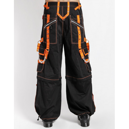 Tripp Zip Thru Pants - Orange