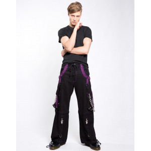 X-Pant Bondage Pants - Purple