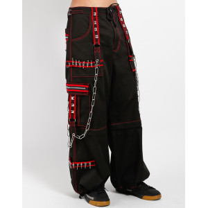 Tripp Crazy Piper Pants - Red