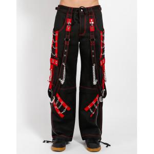 Tripp Rough Pants - Red