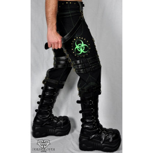 Biohazard Decay 3/4 Pants