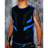 Blue Tron Shirt