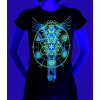 As Above So Below Women's T-Shirt - Blue