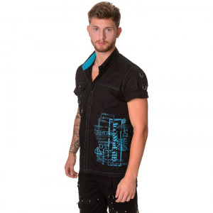 Access Denied Shirt - Blue