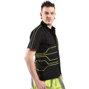 Trace Shirt - Yellow
