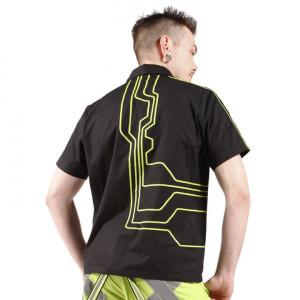 Dead Threads - Trace Shirt - Yellow