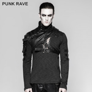 Punk Rave Asymmetric Shoulder Harness