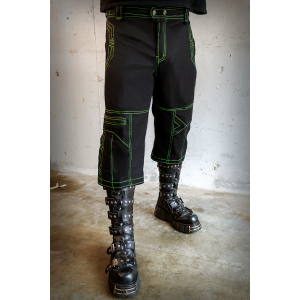 Atilla 3/4 Pants - Green