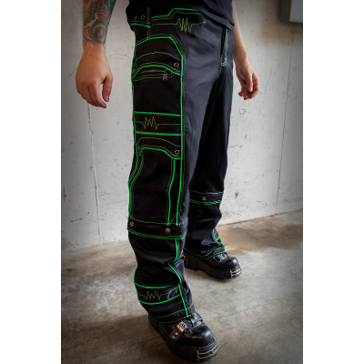 Explorer Pants - Green