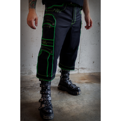 Explorer 3/4 Pants - Green