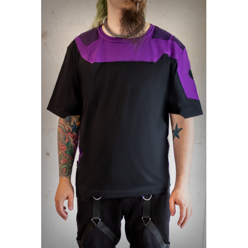Neutrino T-Shirt - Purple